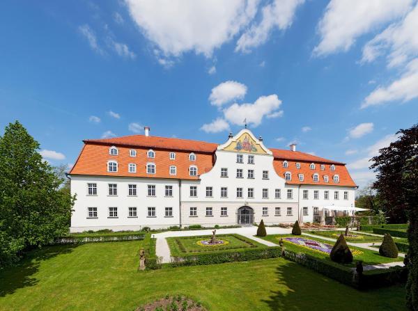 Hotelbilleder: Schloss Lautrach, Lautrach