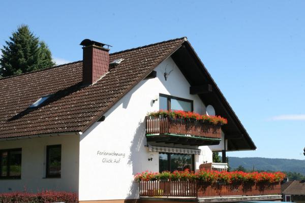 Hotelbilleder: Ferienwohnung Glück Auf, Walkenried