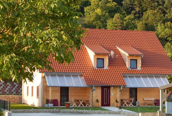 Hotelbilleder: Holzblockhaus Stark, Kelheim