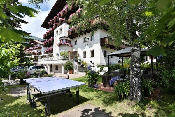 Hotelbilleder: Hotel Silvretta, Serfaus