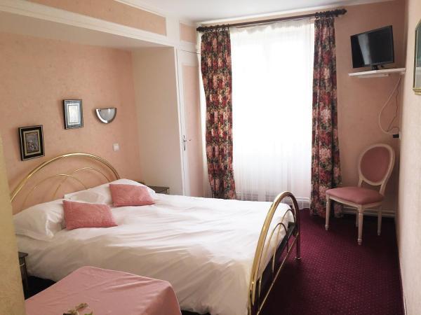 Hotel Pictures: Hotel Le Rocher Blanc, Albaret-Sainte-Marie