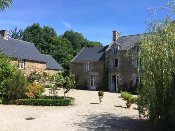 Hotel Pictures: Manoir de La Rogerais & SPA, Ploubalay