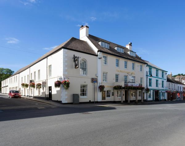 Hotel Pictures: The White Hart Hotel Wetherspoon, Okehampton