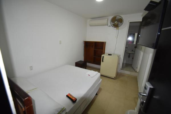 Single Room with air conditioner