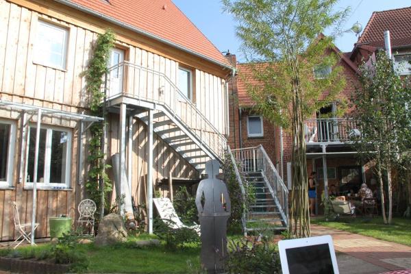 Hotelbilleder: Ferienhaus am Kunstspeicher, Lübz
