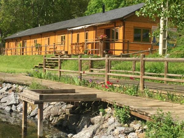 Hotel Pictures: Albergue Casa del Pescador, Ambasmestas