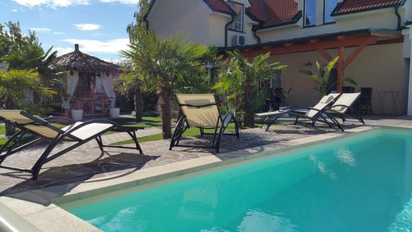 Hotelbilleder: Ferienhaus Apetlon, Apetlon