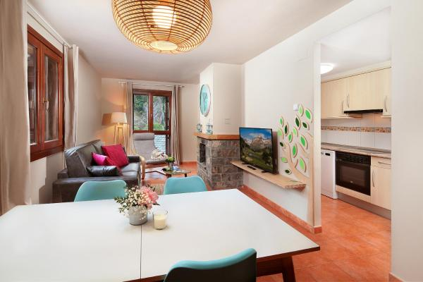Hotel Pictures: PirineosNature Apartments, Plan