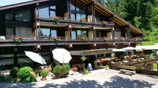 Hotelbilleder: Hotel-Restaurant Jägerhof, Unterreichenbach