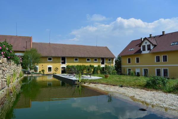 Hotel Pictures: Statek Luníkov, Žižice