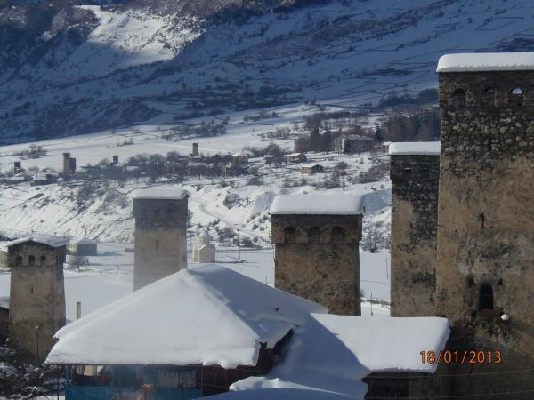 Φωτογραφίες: Vodo's Guesthouse, Chvabiani