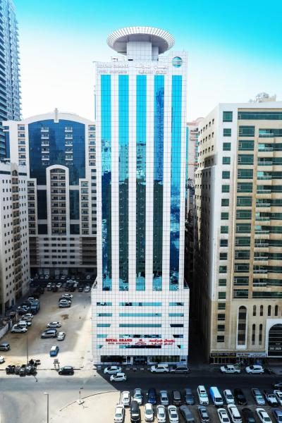 Hotellikuvia: Royal Grand Suite Hotel, Sharjah