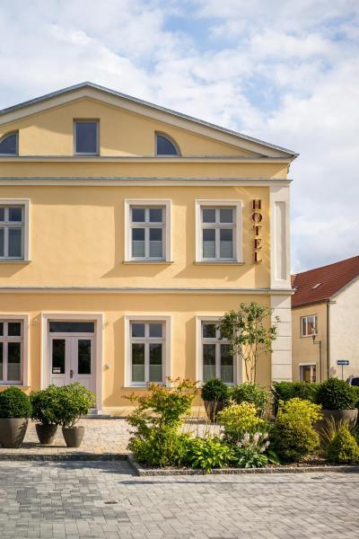 Hotelbilleder: Hotel Mecklenburger Hof Gnoien, Gnoien