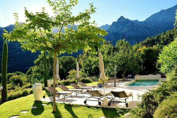 Hotel Pictures: Cas'Anna Lidia - Hôtel De Charme, Feliceto