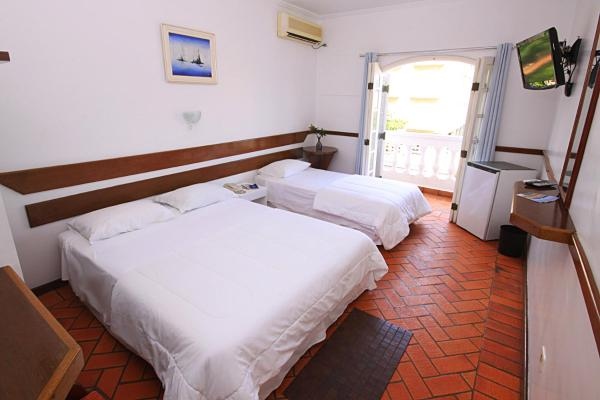 Deluxe Room with Balcony