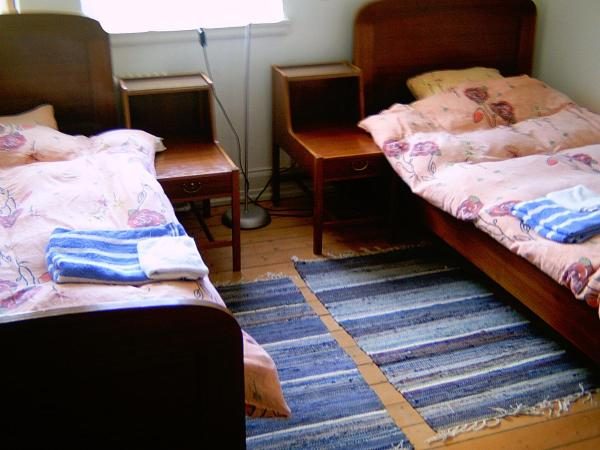 Chambre Double ou Lits Jumeaux Économique