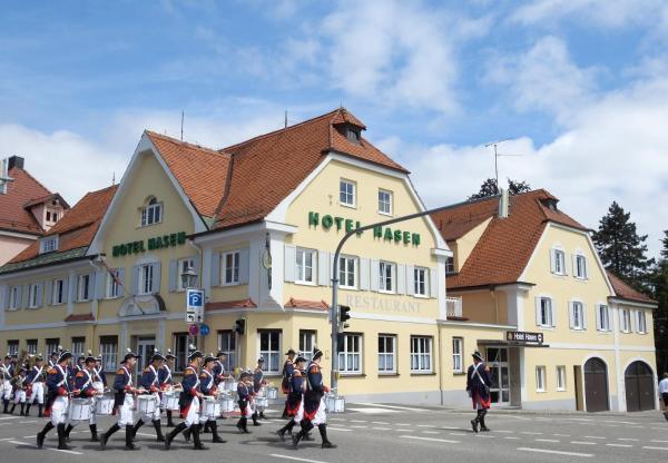 Hotelbilleder: Hotel Hasen Kaufbeuren, Kaufbeuren