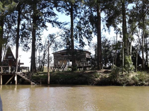 酒店图片: Cabañas a los 4 vientos, Tigre