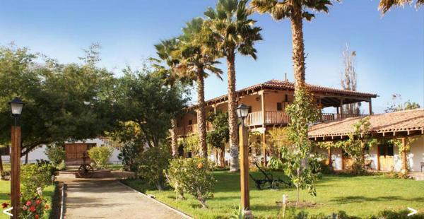 Hotel Pictures: Hacienda Juntas, Monte Patria