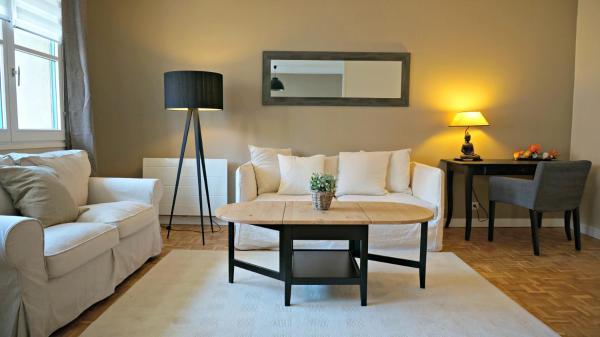 Fotografie hotelů: Little Suite - William, Lille