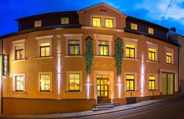 Hotelbilleder: Hotel Am Markt, Ehrenfriedersdorf