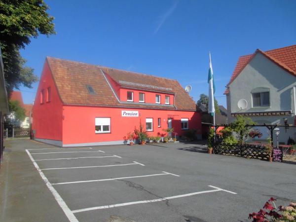 Hotelbilleder: Gasthof und Pension Zum Fuchsbau, Schmorkau