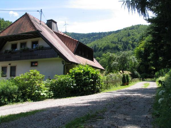 Hotelbilleder: Haus Brigitte, Horben