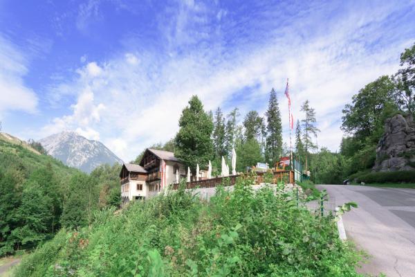 Fotos do Hotel: Gasthof Pass Lueg Höhe, Golling an der Salzach