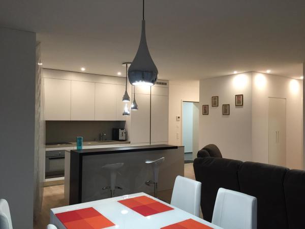 Hotel Pictures: Appartamento Via Pancaldi Mola, Ascona