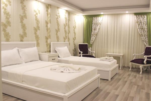 Comfort Double or Twin Room with City View