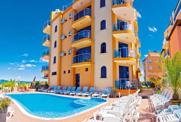 Hotellikuvia: Hotel Penelope, Primorsko