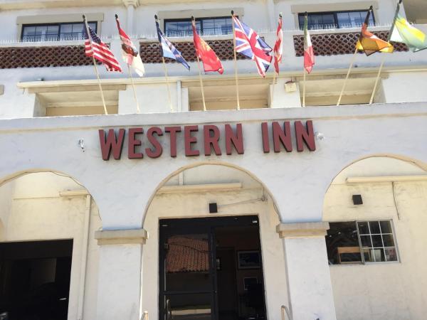 Zdjęcia hotelu: Old Town Western Inn, San Diego