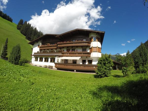 Fotos do Hotel: Gästehaus Alpenland, Tux