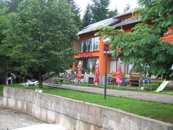 Fotografie hotelů: , Zgorigrad