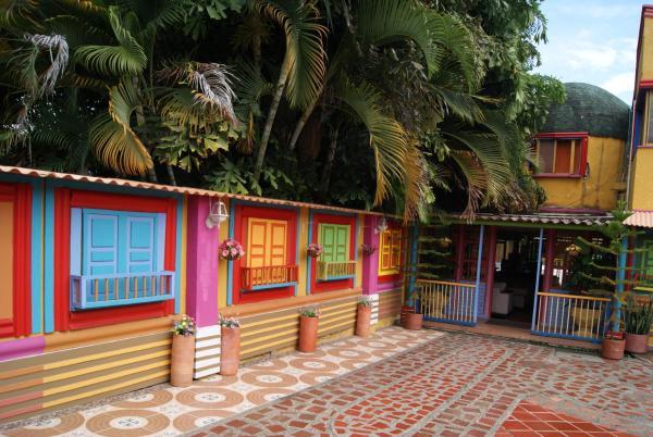 Hotel Pictures: Hotel Campestre La Fragata, La Tebaida