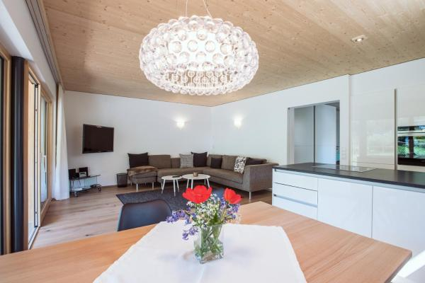 Foto Hotel: Apartment Wohnung Sennerei, Tschagguns