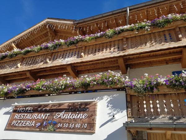 Hotel Pictures: Le Saint Antoine, Les Houches