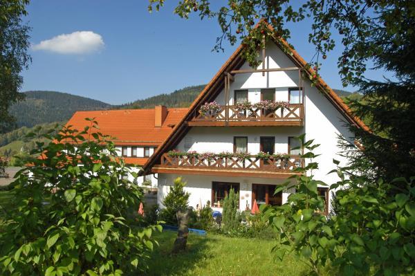 Hotelbilleder: Berghotel Simon, Oberschönau