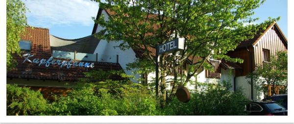 """Hotel Pictures: Landgasthof """"Die Kupferpfanne"""", Donaustauf"""