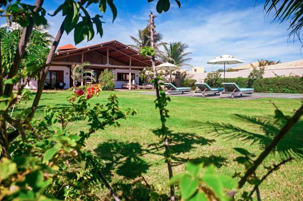 Hotel Pictures: Vila Alesia, Fortim