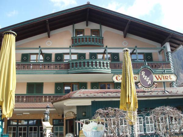 Foto Hotel: Appartements Eggerwirt, Dorfgastein