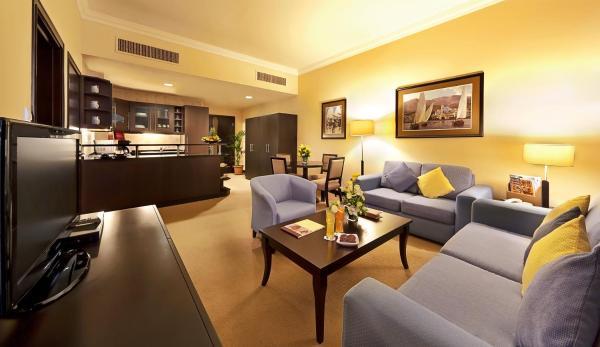 Fotografie hotelů: Al Manzel Hotel Apartments, Abu Dhabi