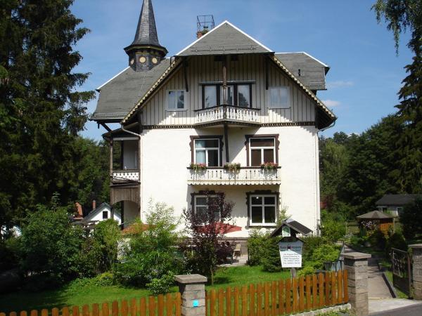 Hotelbilleder: Aura Pension im Thüringer Wald, Georgenthal