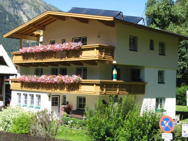 酒店图片: Haus Kristall, 朗根费尔德