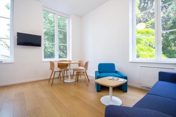 Apartment - Garden View
