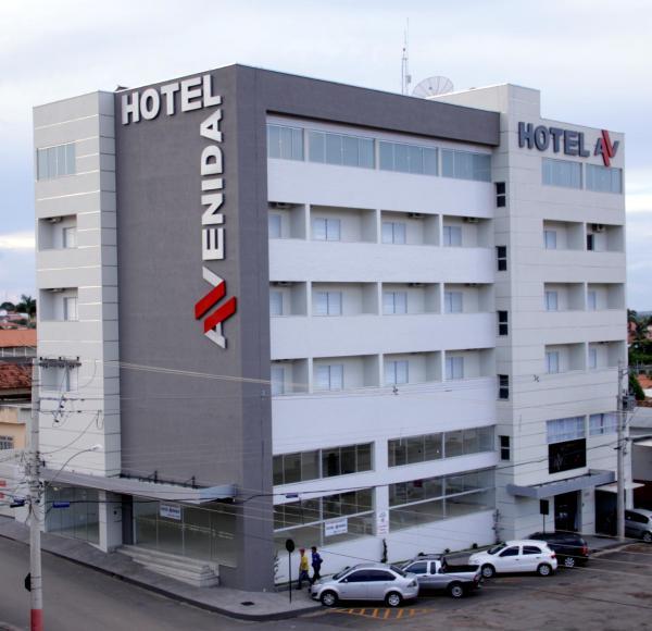 Hotel Pictures: Hotel Avenida, João Pinheiro
