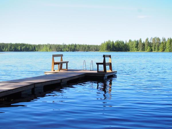 Hotel Pictures: Toppala Cottages, Petäjävesi