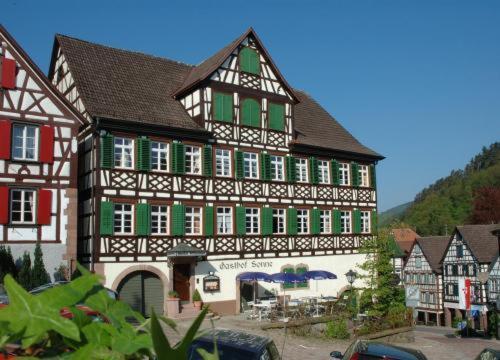 Hotelbilleder: Gasthof Sonne, Schiltach