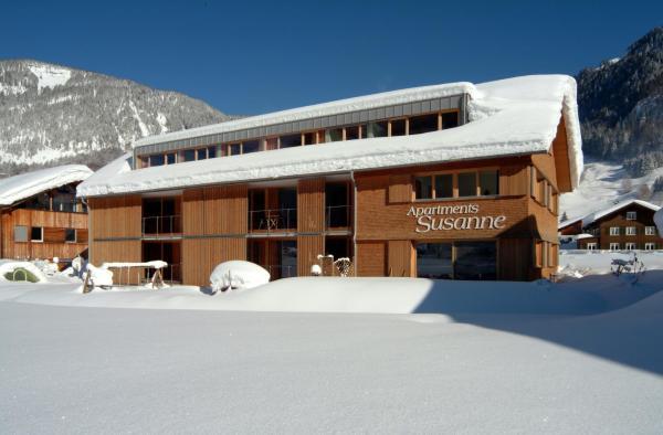 Zdjęcia hotelu: Apartments Susanne, Au im Bregenzerwald