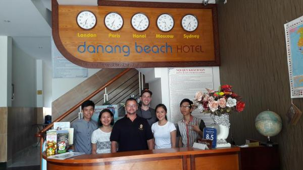 Fotos do Hotel: Danang Beach Hotel, Da Nang